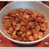 Roasted Cinnamon Sugar Pumpkin Seeds