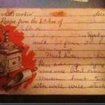 Great Grandma Blanches' Caramel Recipe