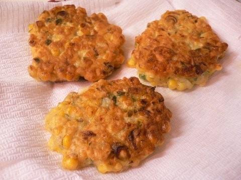 Southern Corn Fritters   Greg's Kitchen