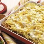 Tim McGraw Spaghetti Casserole