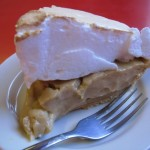 Grandma Jeans Butterscotch Pie