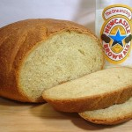 German Rye Beer Bread