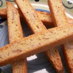 Brown Sugar and Almond Biscotti