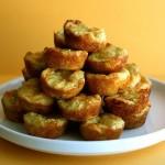 Jalapeno & Cheddar Cornbread Muffins