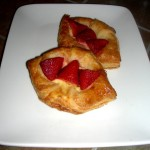 Strawberry-Cream Cheese Pastries