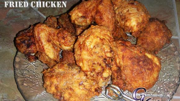 Buttermilk Fried Chicken Greg S Kitchen