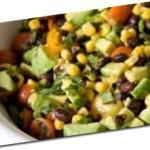 Black Bean, Avocado &Corn Salsa