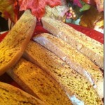 Pumpkin Pie Biscotti