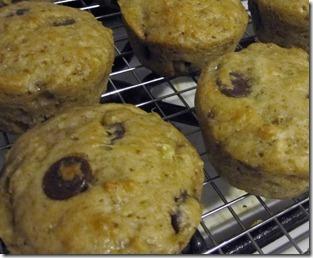 banana-chocolate-chip-muffin