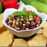 Corn & Bean Salsa