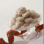 Grandma's Walnut-Butter Snowballs