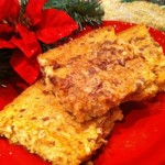 English Toffee Blondie's