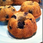 Grandma Jeans Blueberry Muffins