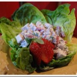 Strawberry Chicken Salad