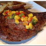 Grilled Ribeye Steaks
