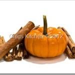 Home Made Pumpkin Spice