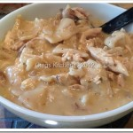 Trina's Chicken and Dumplings