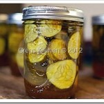 My Moms Bread and Butter Pickles