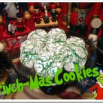 Grinch - Mas Cookies