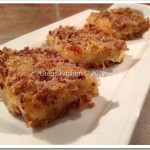 Coconut & White Chocolate Magic Bars
