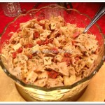 Spicy Pepper Pasta Salad