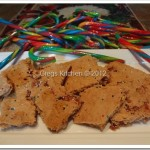 Peanut Butter Christmas Crack Candy