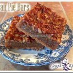 Southern Gooey Pecan Pie Bars