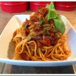 Linguini with a Braised Short Rib Ragout