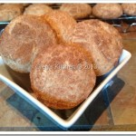 Snicker Doodle Applesauce Cookies