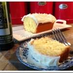 Lemon Olive Oil Dessert Bread