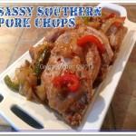 Sassy Southern Pork Chops