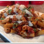 Spicy Chicken Pasta with Bacon