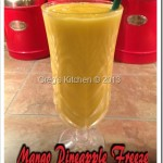 Mango Pineapple Freeze