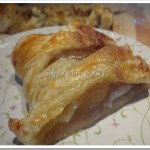 Apple Cream Cheese Danish