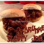 Drunken Sloppy Joe's