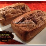 Moose Tracks Ice Cream Bread