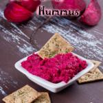 Red Velvet Hummus
