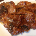 Maple Mustard Pork Chops