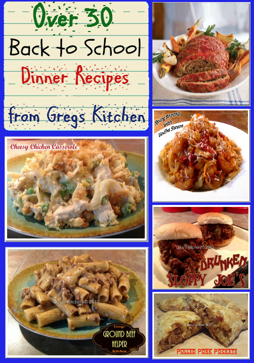 Back-to-School-Recipes