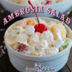 Grandma Jeans Ambrosia Salad
