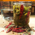 Moonshine Pickled Jalapenos