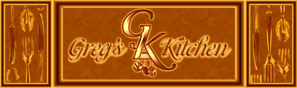 Greg's Kitchen