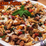 Chicken Fajita Pasta - Multi Cooker