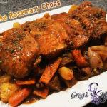 Paprika Rosemary Chops