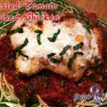 Roasted Tomato Braised Chicken