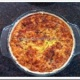 Spicy Chicken & Cheese Quiche